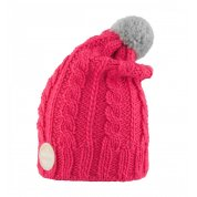 CZAPKA MAJESTY KINK PINK|GREY