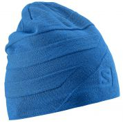 CZAPKA SALOMON EAGLE BEANIE BLUE
