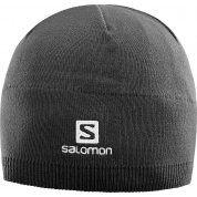 CZAPKA SALOMON SALOMON BEANIE BLACK 395069