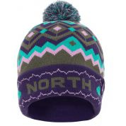 CZAPKA THE NORTH FACE SKI TUKE V GARNET PURPLE