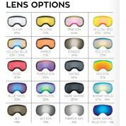 DRAGON D3 LENS OPTIONS