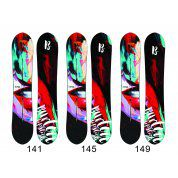 Deska snowboardowa burton lip-stick 2018