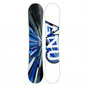 Deska snowboardowa gnu  asym carbon credit  2018 biaŁy|niebieski