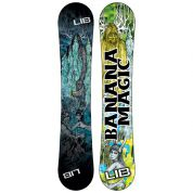 DESKA SNOWBOARDOWA LIB TECH BANANA MAGIC