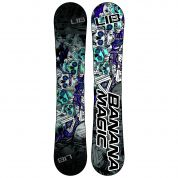 DESKA SNOWBOARDOWA LIB TECH BANANA MAGIC HP