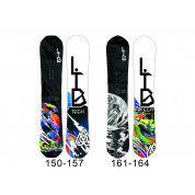 Deska snowboardowa lib tech  t-rice hp  2018