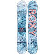 Deska snowboardowa roxy  ally  2018 niebieski