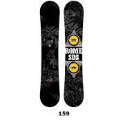 Deski snowboardowe Garage Rocker 159