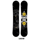 Deski snowboardowe Garage Rocker 160W