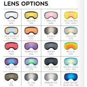 DRAGON D1 LENS OPTIONS