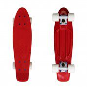 FISHBOARD FISH SKATEBOARDS CLASSIC RED|WHITE 1