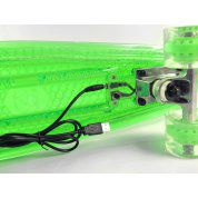 FISHBOARD SMJ SPORT UT-2206 GREEN LED 3