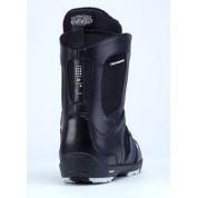 Buty snowboardowe Ride Jackson Boa widok z tyłu