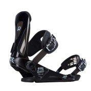 Wiązania snowboardowe Ride Revolt czarne