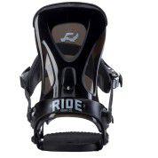 Wiązania snowboardowe Ride Revolt czarne tył