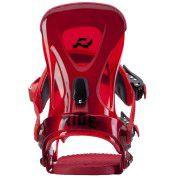 Wiązania snowboardowe Ride Revolt czerwone tył