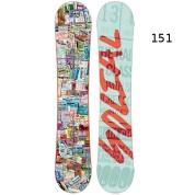 Deska Snowboardowa Social Restricted 151