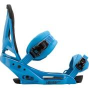 Wiązania snowboardowe Burton Mission EST niebieski bok