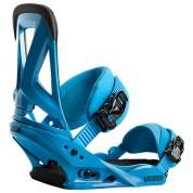Wiązania snowboardowe Burton Mission niebieski