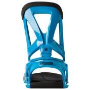 Wiązania snowboardowe Burton Mission niebieski tył