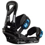 Wiązania snowboardowe Burton Custom czarny