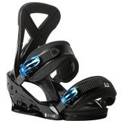 Wiązania snowboardowe Burton Custom czarny skos
