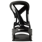 Wiązania snowboardowe Burton Custom czarny tył
