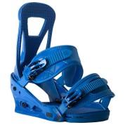 Wiązania snowboardowe Burton Freestyle niebieski skos