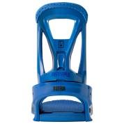Wiązania snowboardowe Burton Freestyle niebieski tył