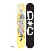 Deska snowboardowa  DC PBJ 157