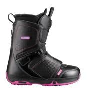 Buty snowboardowe Pearl czarny|różowy