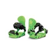 Wiązania snowboardowe Drake DL zielony
