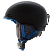 Kask K2 Rival Pro czarny|niebieski