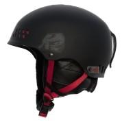 Kask K2 Phase Pro czarny|czerwony
