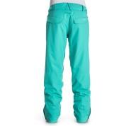 Spodnie Roxy Backyards miętowe tył