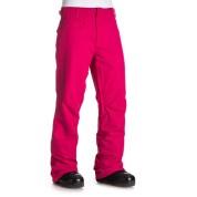 Spodnie Roxy Backyards różowe bok