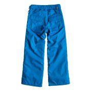 Spodnie Quiksilver State Youth 10K Pnt niebieski tył