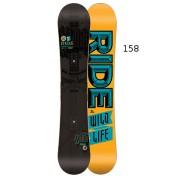 Deska snowboardowa Ride Wild Life 158