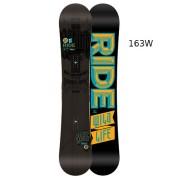 Deska snowboardowa Ride Wild Life 163W