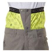 Spodnie DC Donon 14 szare z mocowaniami