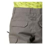 Spodnie DC Donon 14 szare tylna kieszeń