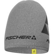 Czapka Fischer Beanie Long Logo szara