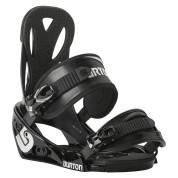 Wiązania snowboardowe Burton Outpost czarne