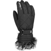 Rękawice  Reusch  Marle czarno|srebrne