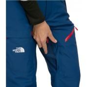 Spodnie The North Face Furano niebieski wentylacja