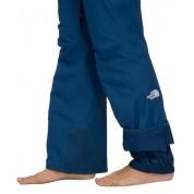 Spodnie The North Face Furano niebieski widok z dołu