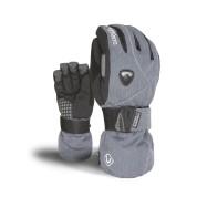 Rękawice Level Fly czarno|szare