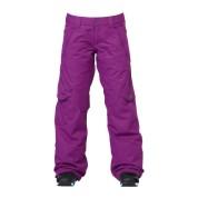 Spodnie snowboardowe DC Ace fioletowe