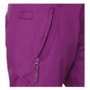 Spodnie snowboardowe DC Ace fioletowe kieszeń