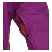 Spodnie snowboardowe DC Ace fioletowe wentylacja